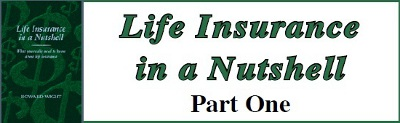 Life Insurance in a Nutshell