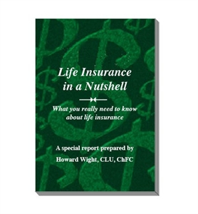 Picture of Life Insurance in a Nutshell e-Report
