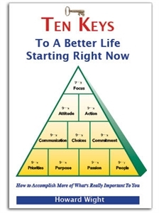 Picture of Ten Keys to a Better Life Starting Right Now e-Book